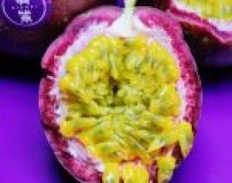 紫色的神奇果–维C之王清紫树熟百香果礼盒装