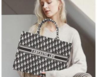 卢司令团购11.4团品JAMIE MOORE 时尚网红百搭托特打包单肩女包