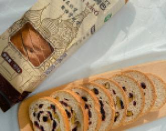 卢司令团购11.4团品谷禾家黑麦全麦瓦西里列巴